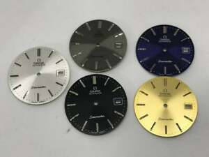 Omega-Seamaster-Montre-Hommes-Cadrans-5-X-Couleurs-Neuf