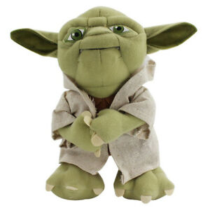 22cm Star Wars The Mandalorian The Child Baby Yoda Plush Doll Soft Toy Xmas Gift Ebay