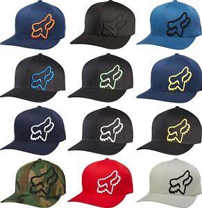 Fox Mens 110 Curved Bill Snapback Hat