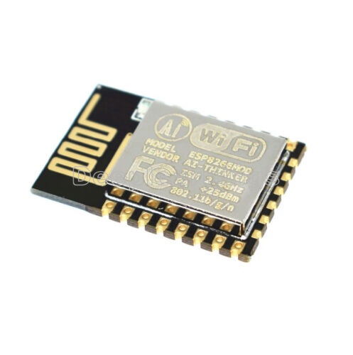 1//2//5//10PCS ESP8266 ESP-12E Wireless Remote Serial WIFI Transceiver Board Module