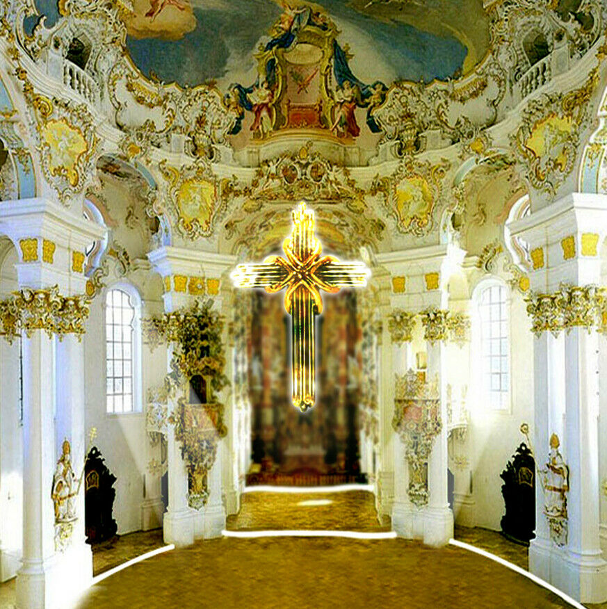 3D Mode Kirche Kirche Kirche 978 Tapete Wandgemälde Tapete Tapeten Bild Familie DE  Summer   Beliebte Empfehlung     a0d361