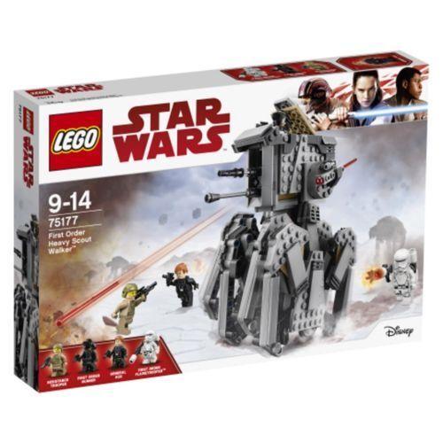 75177LEGO STAR WARS Mod.FIRST ORDER HEAVY SCOUT WALKER
