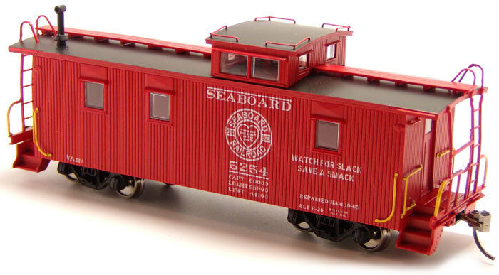 Seaboard Air Line  SAL-2 (VA) Wood Caboose RTR