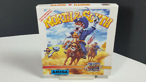 North-amp-South-Infogrames-Boxed-Commodore-Amiga-Spiel-OVP-VGC-CIB-Collectible-Top