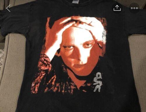 Vintage 1992 The Cure Wish Tour Shirt