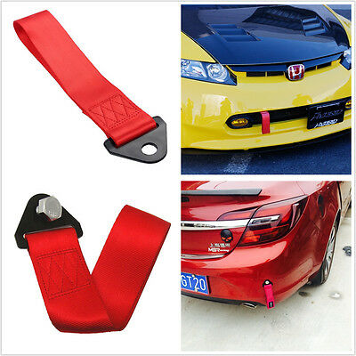 Strap Rope Soft Hook Towing Hauling Hook Heavy Duty High Strength Car