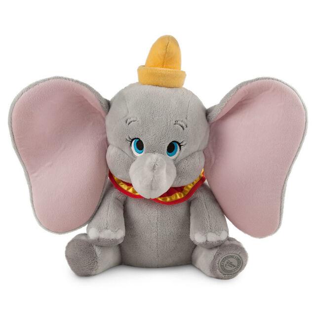 NEW Disney Store World DUMBO Elephant Plush Stuffed Animal Toy Large Authentic