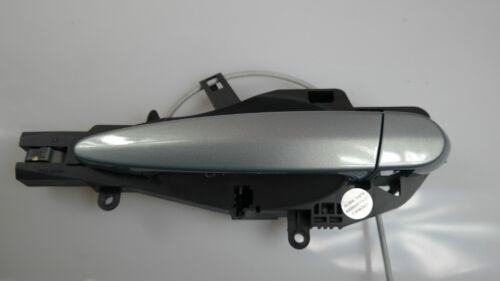 s Arktis metalc BMW série 3 E90 E91 côté passager grab poignée de porte arrière gauche n