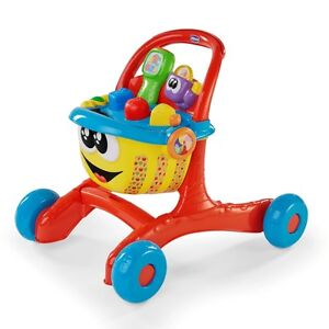 games chicco first steps evolution lello il cart shopping