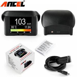 LCD-2-4-034-OBD-Multifuncion-Velocidad-Temperatura-Agua-Escaner-Codigo-Alarma-Coche