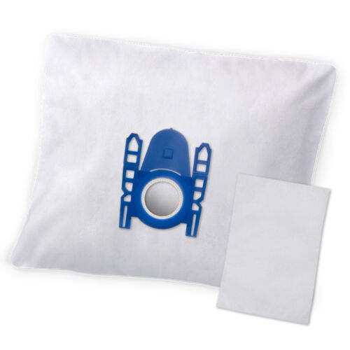 Sacchetto per aspirapolvere adatto per Siemens Super vs 101 sacchetto per la polvere sacchetti di polvere sacchetto