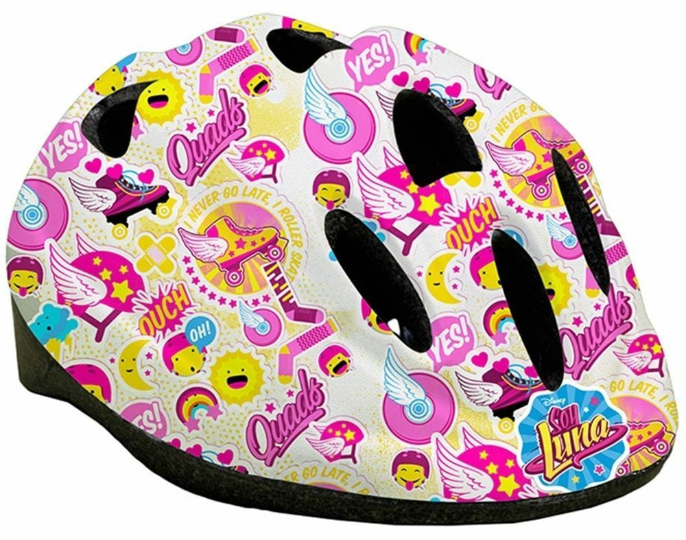 Soy Luna Helmet Skates Girl Helmet Bicycle Original TV Series