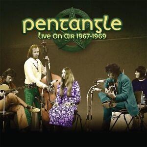PENTANGLE-LIVE-ON-AIR-1967-1969-COLOR-VINYL-180-GRAM-LP-UK-IMPORT-JOHN-RENBOURN