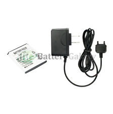 Cell Phone BATTERY for Sony Ericsson TM506+Home Charger
