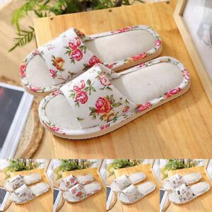 Womens-Mens-Winter-Soft-Slippers-Warm-Casual-Breathables-Flat-Home-Bedroom-Shoes