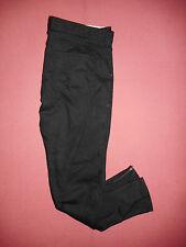 Ben Sherman Siouxsie Zip-Fly - Ladies Black Denim Jeans - Waist 34 Leg 30 - K958