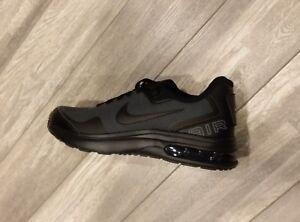 9cef89a08f69 Men s Nike Air Max LB Running Shoes Black Black AH7336-001 ...