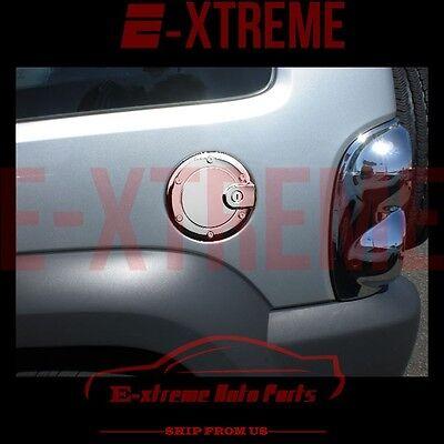 For 2002 03 04 05 06 2007 JEEP LIBERTY Chrome Tailgate Handle Cover W//O Keyhole