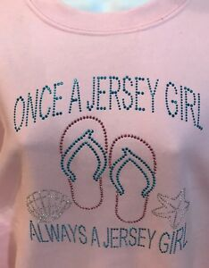 VERY-COOL-ONCE-A-JERSEY-GIRL-ALWAYS-A-JERSEY-GIRL-PINK-CREW-NECK-SWEATSHIRT
