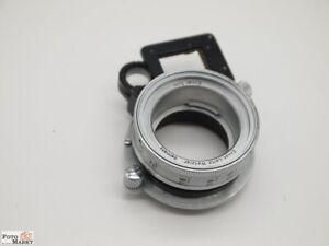 Leitz Wetzlar Leica NOOKY Para Lente de Objetivo Elmar 5CM/Naheinstellgerät