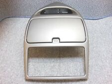 1999 06 Toyota Celica ZZT231 ZZT230 Center Dash Clock Watch W Radio Trim JDM OEM