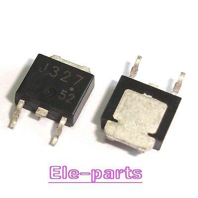 10 PCS 2SJ327-Z-E1 2SJ327 TO-252 J327 SWITCHING P-CHANNEL POWER MOS FET