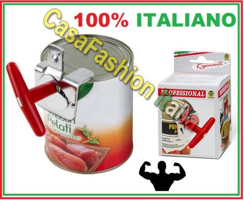 Apriscatola Can Opener Professional Easy 1447 tagliascatole 100/% italian