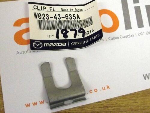 new OEM Brake line /& handbrake cable clip genuine Mazda MX5 Eunos MX-5 mk1 mk2