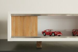 DIORAMA-DISPLAY-BOX-GARAGE-1-43-BBR-CMC-AUTOART-KYOSHO-MINICHAMPS-ALMOST-REAL