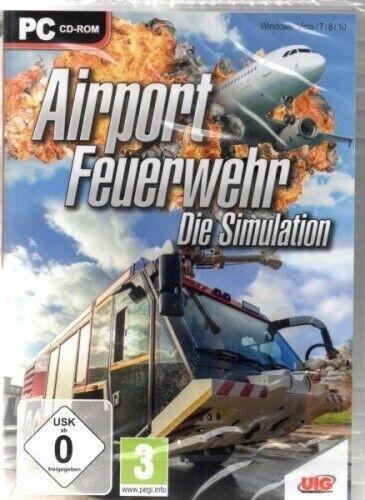 Airport Feuerwehr - Die Simulation - PC - deutsch - Neu / OVP