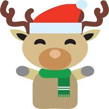 30 Custom Christmas Reindeer Avatar Personalized Address Labels
