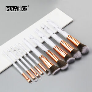 7-10Pcs-Make-Up-Brushes-Concealer-Eyeshadow-Foundation-Makeup-Brush-Set-Tool