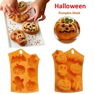 Image Is Loading Tool Silicone Mould Pumpkin Jelly Mold Baking
