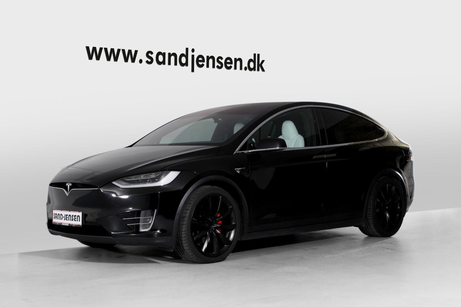 Tesla Model X  Ludicrous Performance AWD 5d