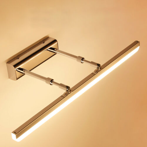 9W//12W LED Wall Picture Light SMD 2835 Retractable Mirror Front Lamp Fixture Pub