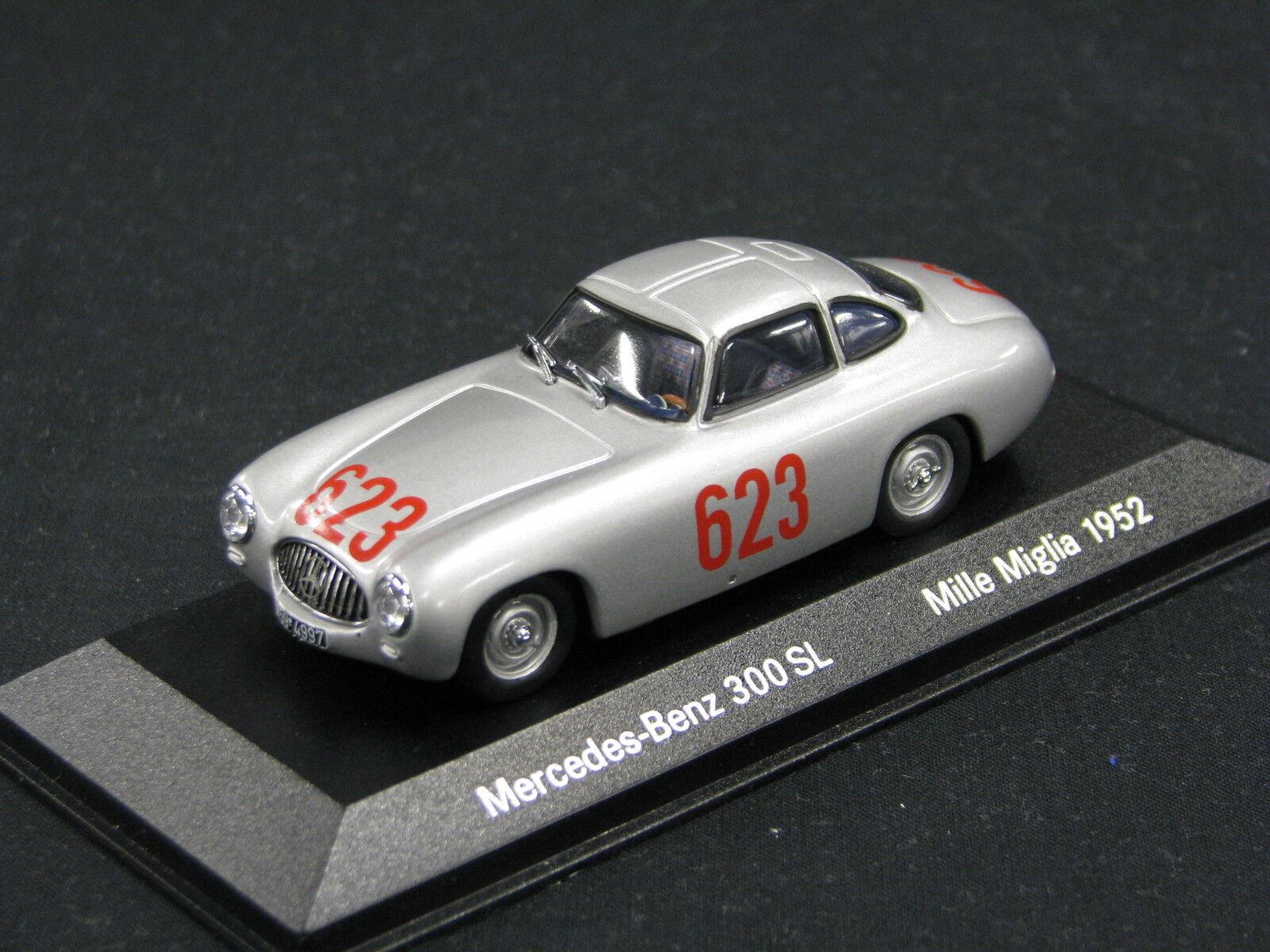 Minichamps Mercedes-Benz 300 SL 1952 1 43 Kling   Klenk (JS)