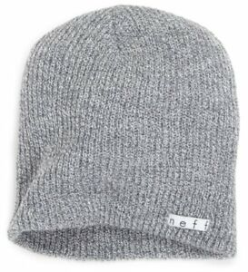 Image is loading Neff-Unisex-Daily-Beanie-Warm-Slouchy-Soft-Headwear- d8f257f41