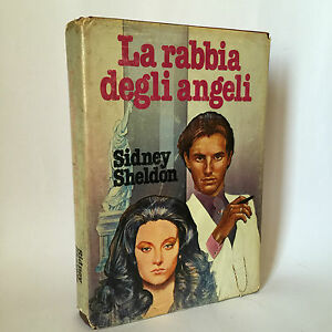 LA-RABBIA-DEGLI-ANGELI-S-Sheldon-Club-del-Libro-1981