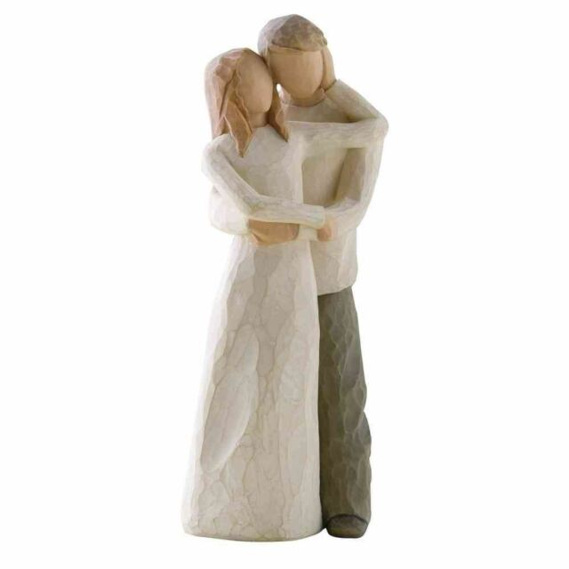 Willow Tree Together Figurine Resin Keepsake Ornament Wedding Anniversary Gift