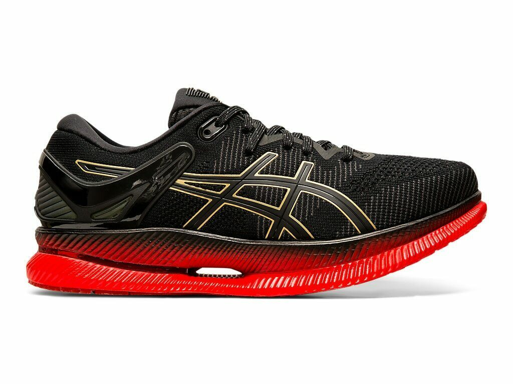 caab0465ea Asics METARIDE Men Black Red 2019 New Release Running shoes 1011A142-001