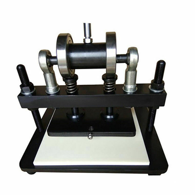 Manual Leathercraft Die Machine Leather Paper Sheet 150mm