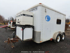 2011 Thor Ld5030 Frost Buster Towable Ground Heater Generator Trailer Repair