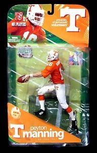 Mcfarlane Sports College Séries Ncaa 1 Tennessee Peyton Manning Figure Nouveau 2009
