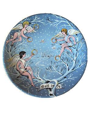 Vintage Haviland Limoges Twelve Days Of Christmas ...