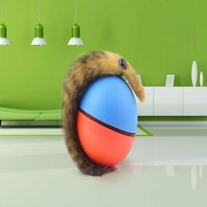 Dog-Cat-Weasel-Motorized-Funny-Rolling-Ball-Pet-Appears-Jump-Moving-Alive-Toy-RY
