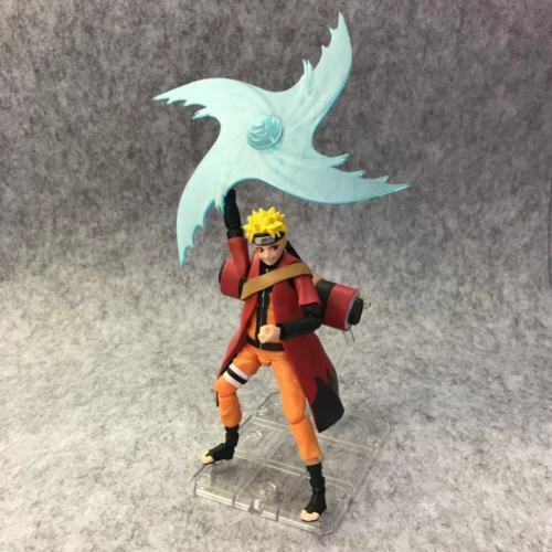 S.H.Figuarts SHF Uzumaki Naruto NARUTO Sennin Sage Mode Action Figure IN BOX