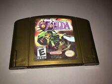 Legend of Zelda: Majora's Mask N64