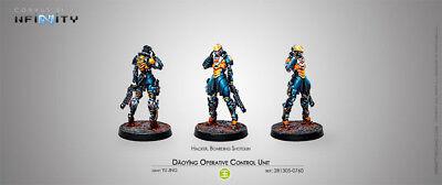 280706-0209 Valerya Gromoz Infinity BNIB Mercenaries Hacker