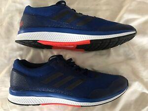 Détails sur Adidas Performance Chaussures De Course Baskets Mana Bounce 2 M Aramis bleu taille 46 US 12 afficher le titre d'origine