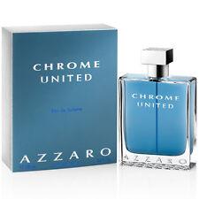 Azzaro Chrome United Cologne for Men 100ml EDT Spray